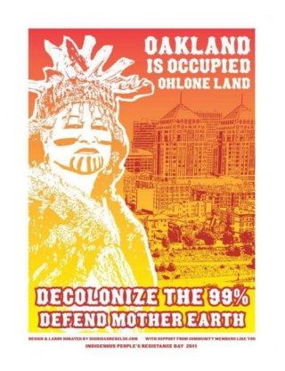 decolonize-oakland poster